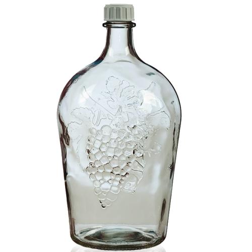 """Бутыль """"Виноград"""" 4,5 литра"""