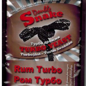 """Турбо дрожжи """"Double Snake"""" Rum (Ром)"""