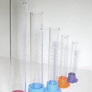 Цилиндр мерный (стекло)