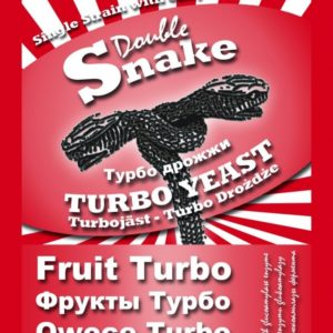 "Турбо дрожжи ""Double Snake"" Fruit (Фрукты)"
