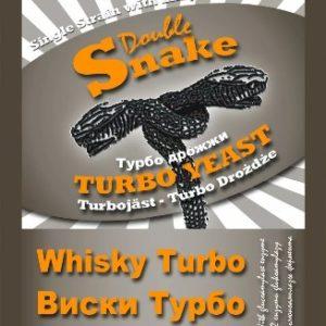"""Турбо дрожжи """"Double Snake"""" Whisky (Виски)"""