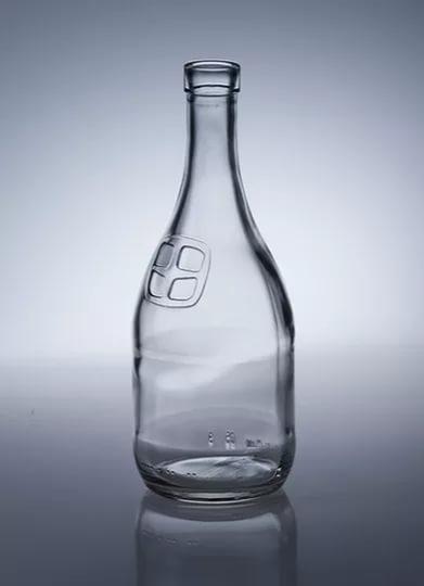 """Бутылка 0,5 литра """"Самогоночка"""" (с пробкой)"""