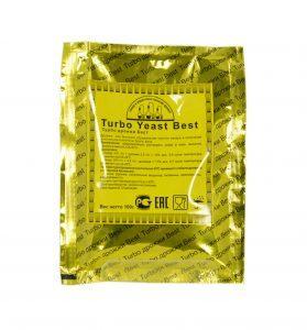 Турбо дрожжи «Turbo Yeast Best» 100 гр.