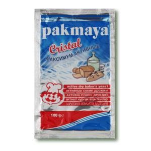 """Дрожжи """"Pakmaya"""" Cristal 100 гр. (максимально активные)"""