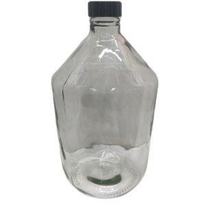 Бутыль 10 литров (прозрачная)