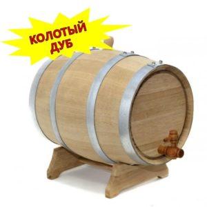 Дубовая бочка для выдержки алкогольной продукции (Адыгея) 10 литров