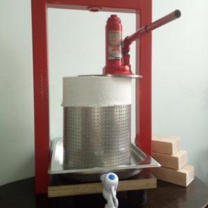 Пресс-соковыжималка гидравлический 8 литров