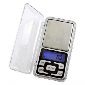 Весы электронные 0-500 гр.
