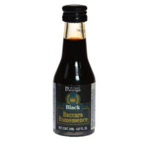 Prestige PR BLack Baccara Rum (Ром тёмный Баккара)