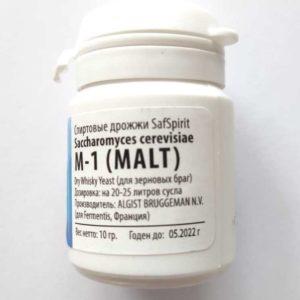 Дрожжи Safspirit Malt (M1) -10 грамм (Бельгия)